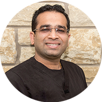 Dr. Prashant Patel of Fern Creek Dentistry